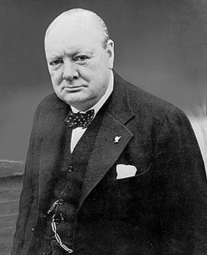 What Did Winston Churchill Think About Writing A Book?